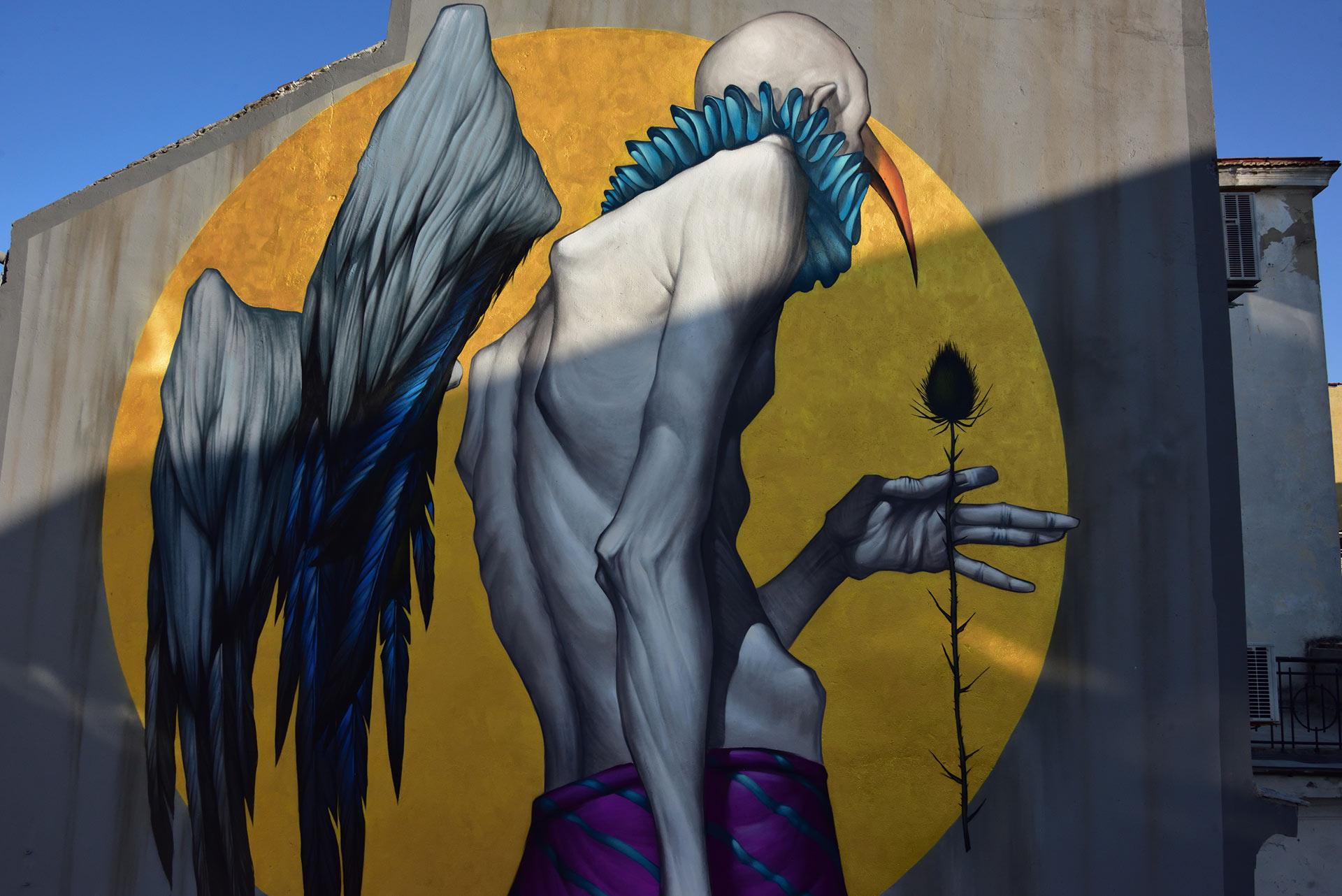 graffiti, sofia, bulgaria, bozko